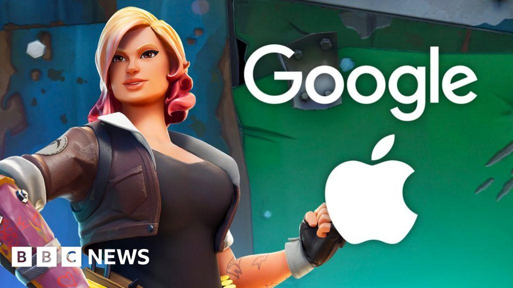 Fortnite sues Google as ban battle intensifies