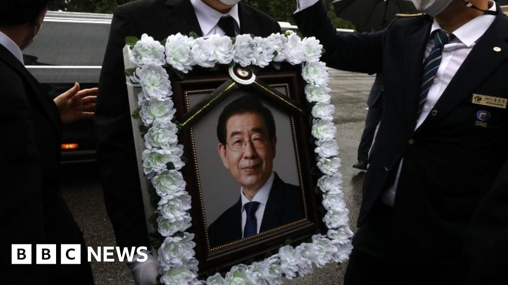Dead Seoul mayor accused of sexual harassment