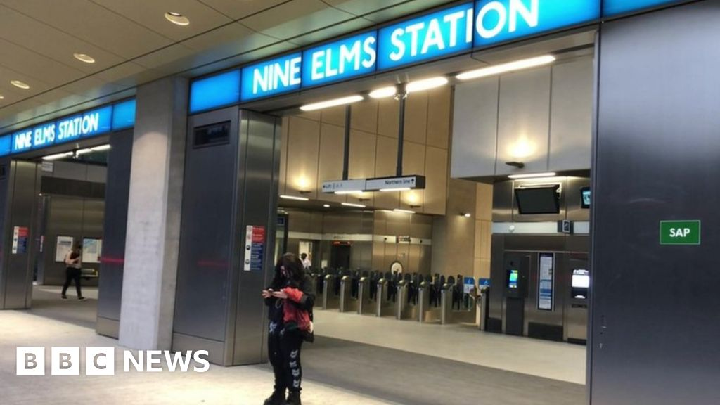 Northern Line extension: Two new Tube stations open