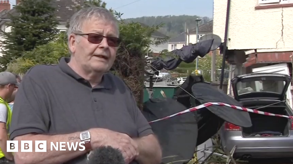 Self-isolation Stroud couple had their home accident, leaving to the car