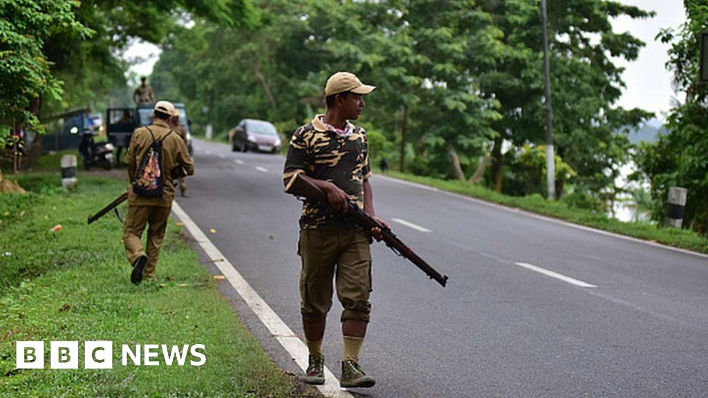 Assam-Mizoram clash: Why are Indian policemen firing at each other?
