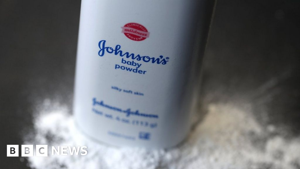 Report J&J 'knew' of asbestos hits shares