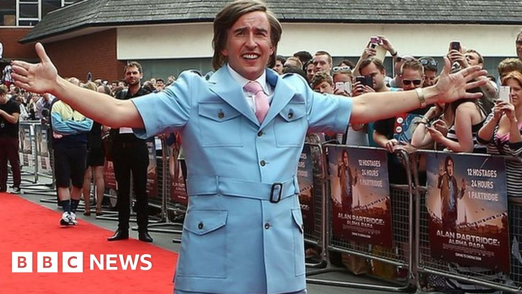 Alan Partridge is back with the podcast of Norwich shed