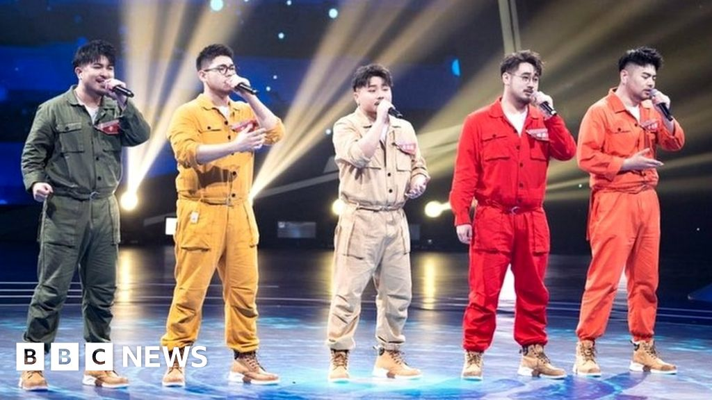 Produce Pandas: The plus-size musicians making waves in China