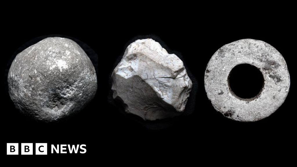 In pictures: Scottish archaeological finds