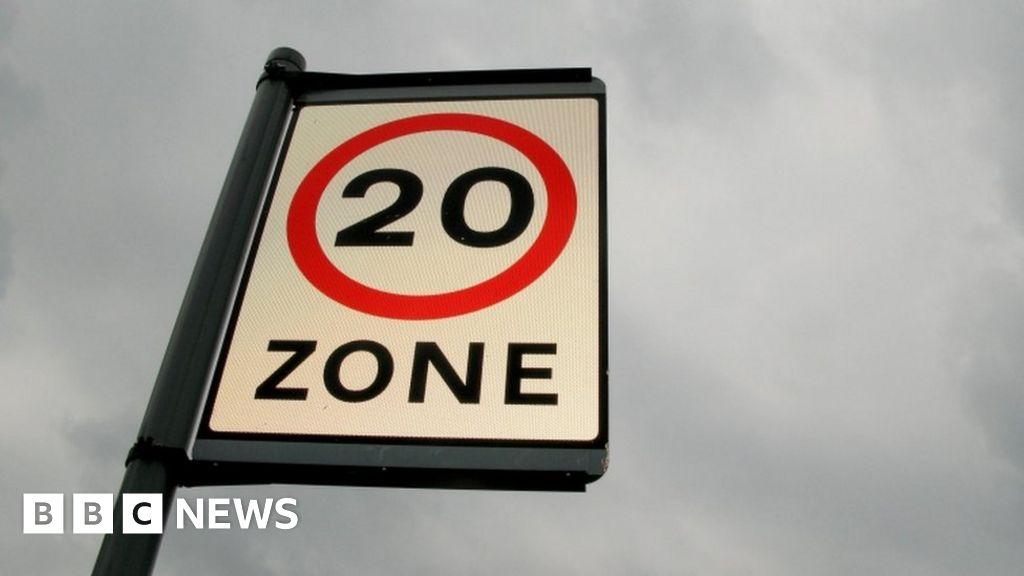 MSP launches bid for urban 20mph limit