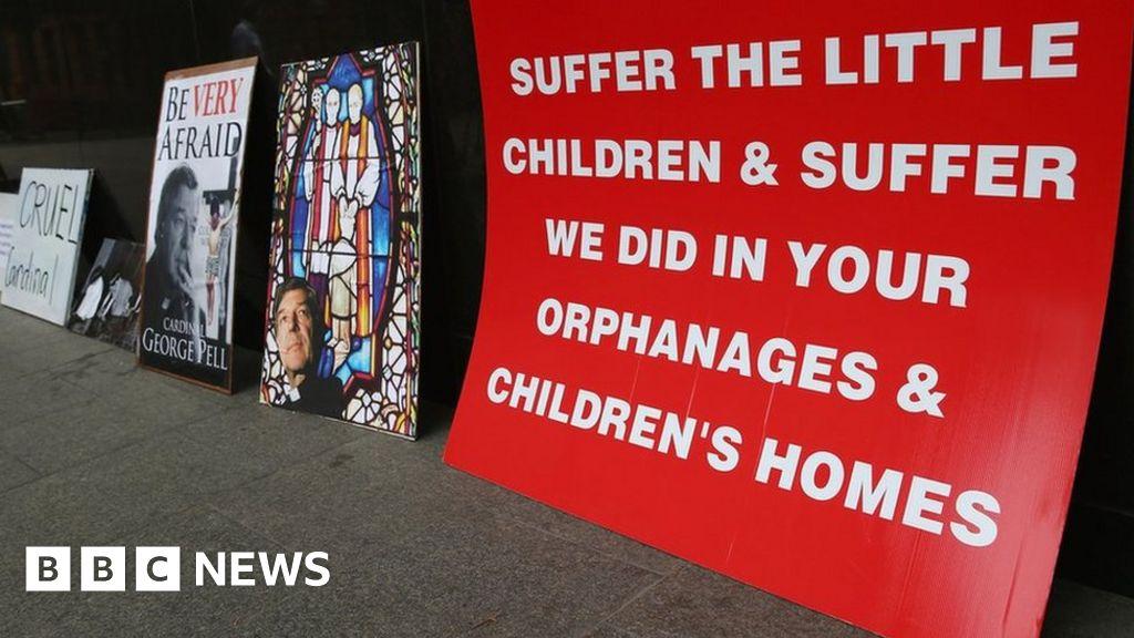 Child abuse: Documenting Australia's shame - BBC News