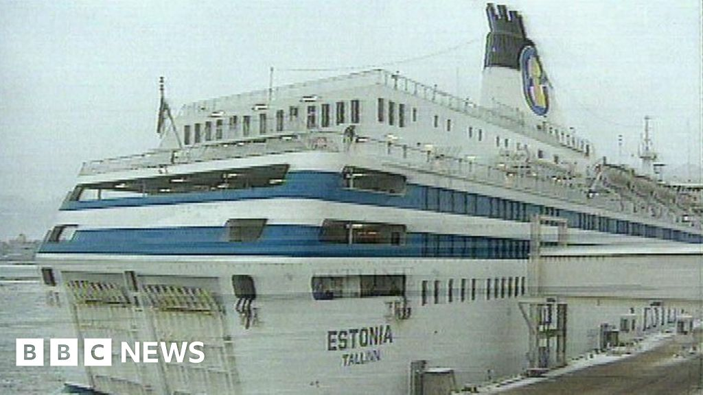 Estonia ferry disaster: French court rejects compensation