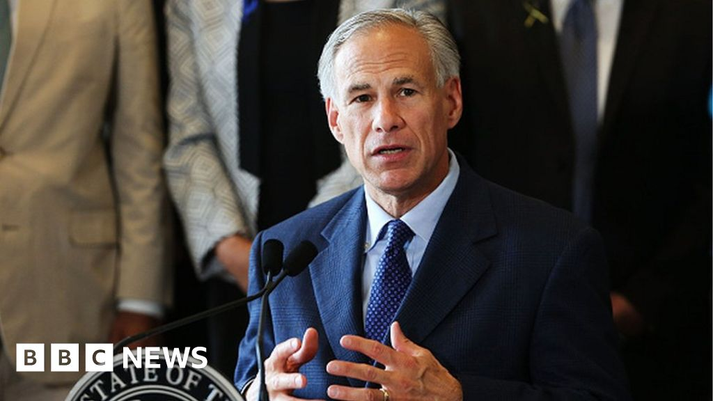 Texas governor to reject new refugees under Trump order