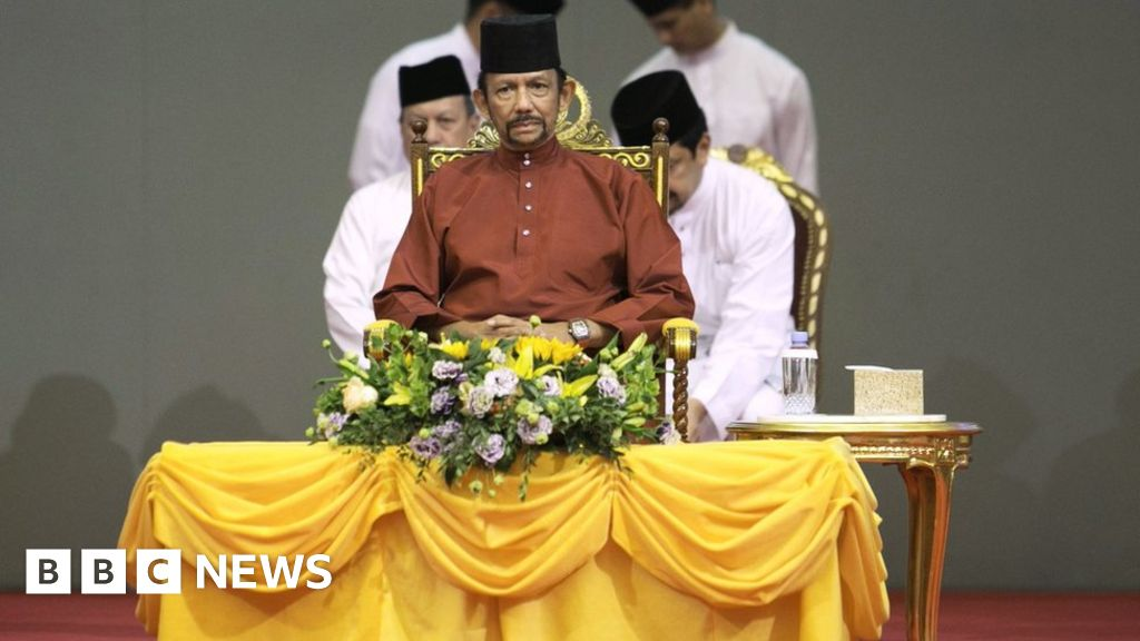 KCL revoke Sultan of Brunei honour over gay stoning law