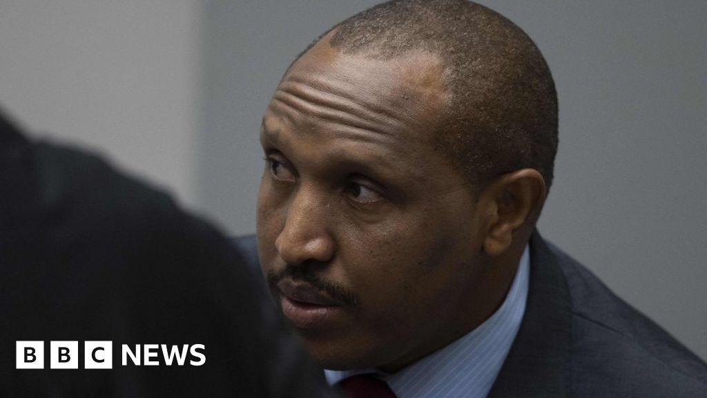 Bosco Ntaganda sentenced to 30 years for crimes in DR Congo