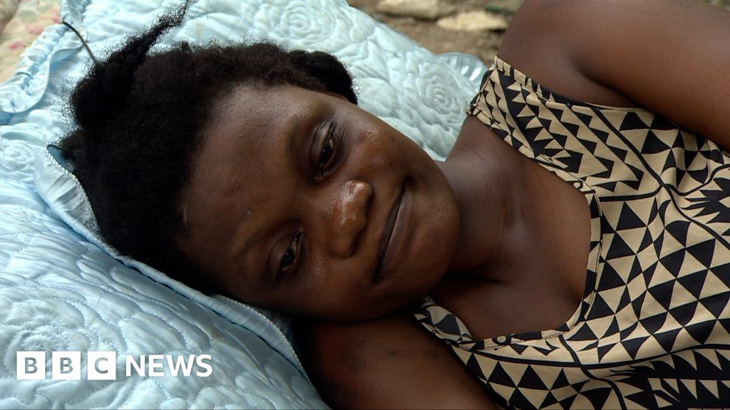 Haiti earthquake: Mother mourns daughter killed during christening thumbnail