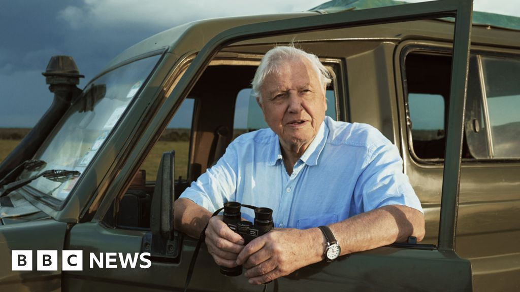 Sir David Attenborough: 'People thought we were cranks'
