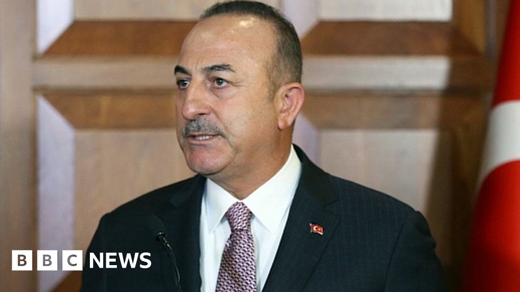 Macron is a sponsor of terrorism, says Turkish foreign minister