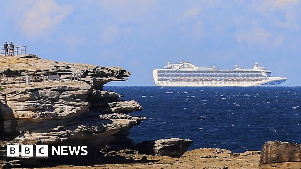 Australia launches criminal probe into cruise ship