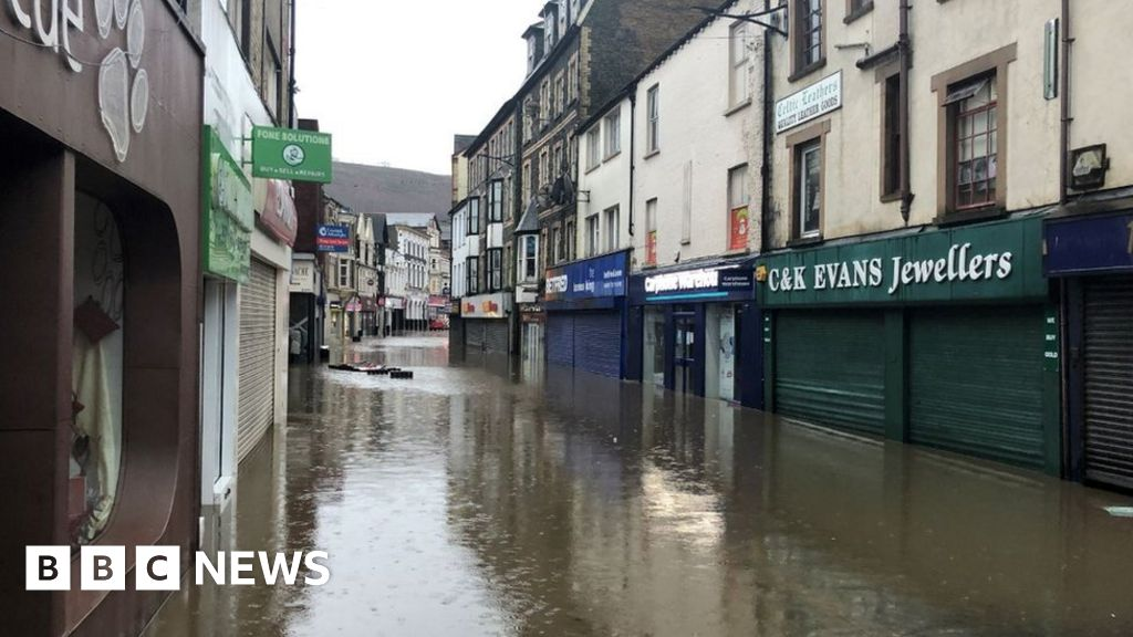 Floods hit 1,000 properties in one county alone
