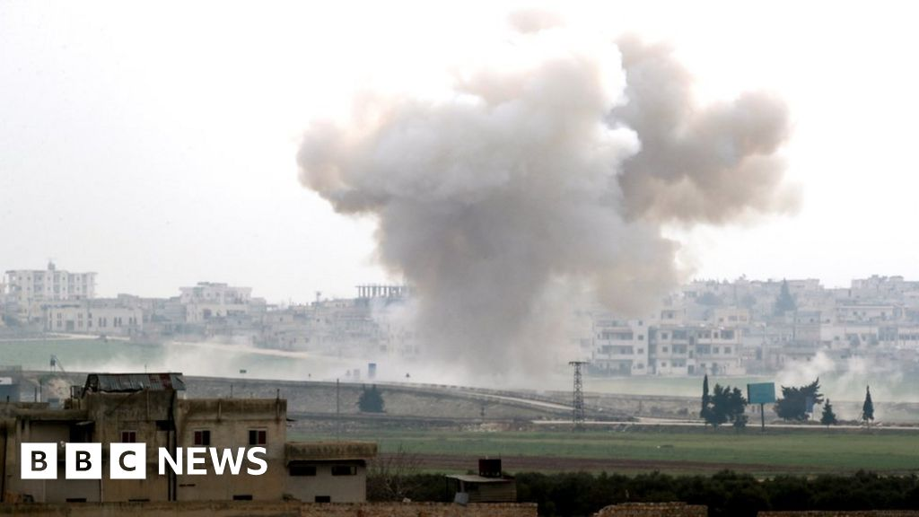Alarm after Syrian attack kills Turkish soldiers