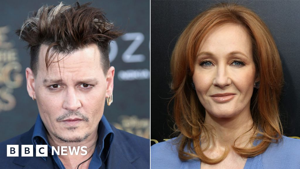 Johnny Depp 'felt bad' for JK Rowling