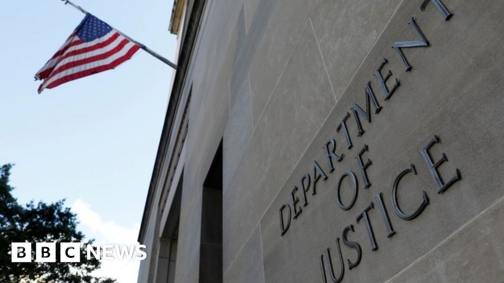 Trump pardons: US justice department unveils bribery inquiry