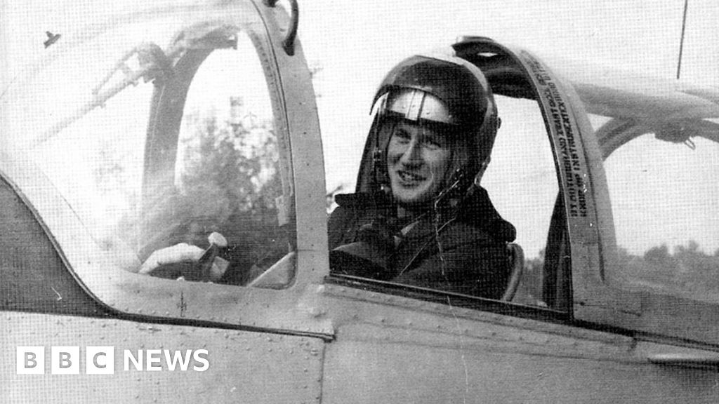 'I stole a plane to get out of the Navy'