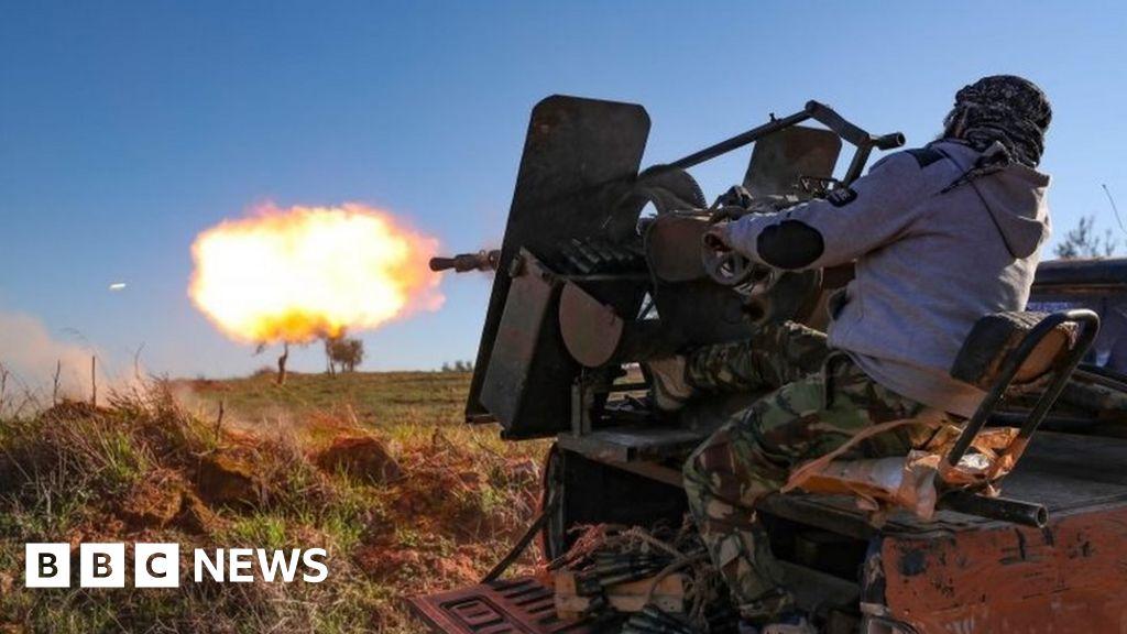 Syria war: Brutal endgame in Idlib risks spilling over