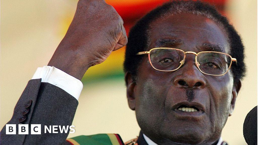 Obituary: Robert Mugabe