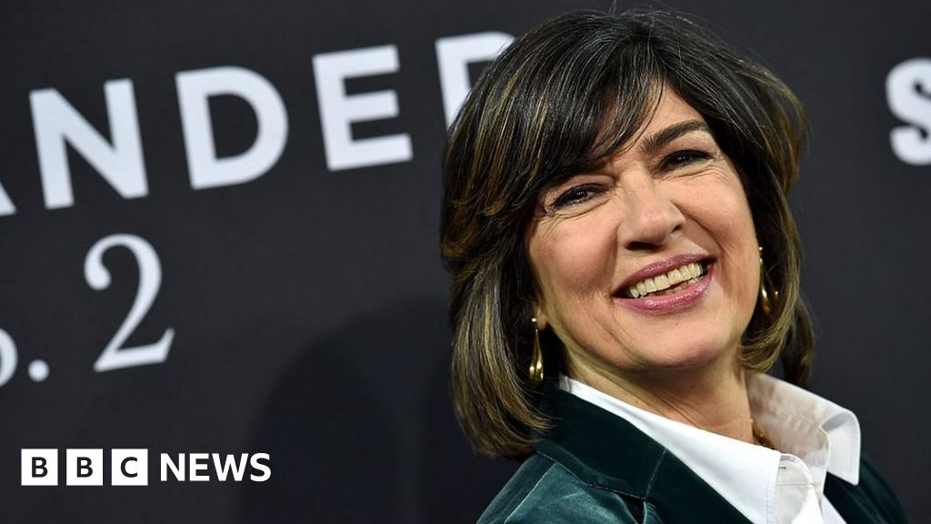 Christiane Amanpour: CNN star says she has ovarian cancer