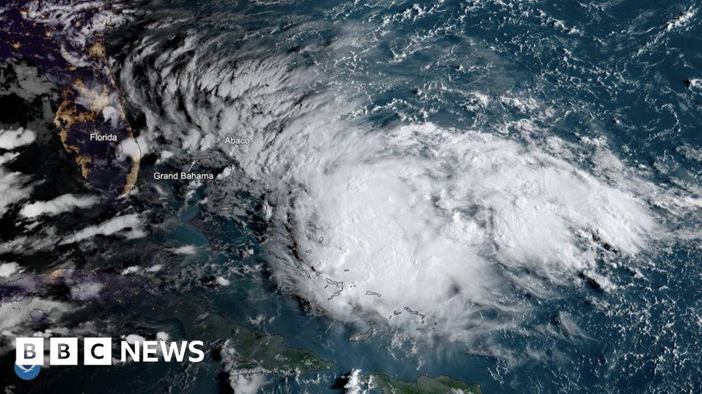New storm hits Bahamas two weeks after Hurricane Dorian