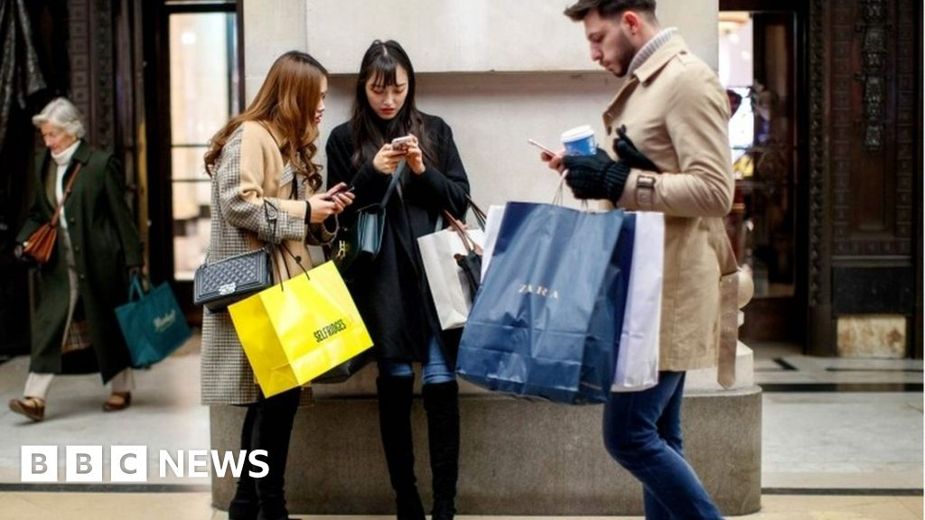 UK economy's fate is held in the hands of the shopper