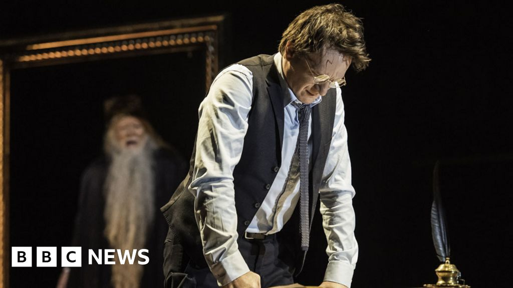 Five-star reviews for Harry Potter play