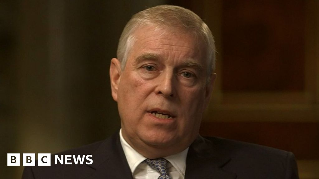 Prince Andrew: BT refuses to work with firm where the duke is patron