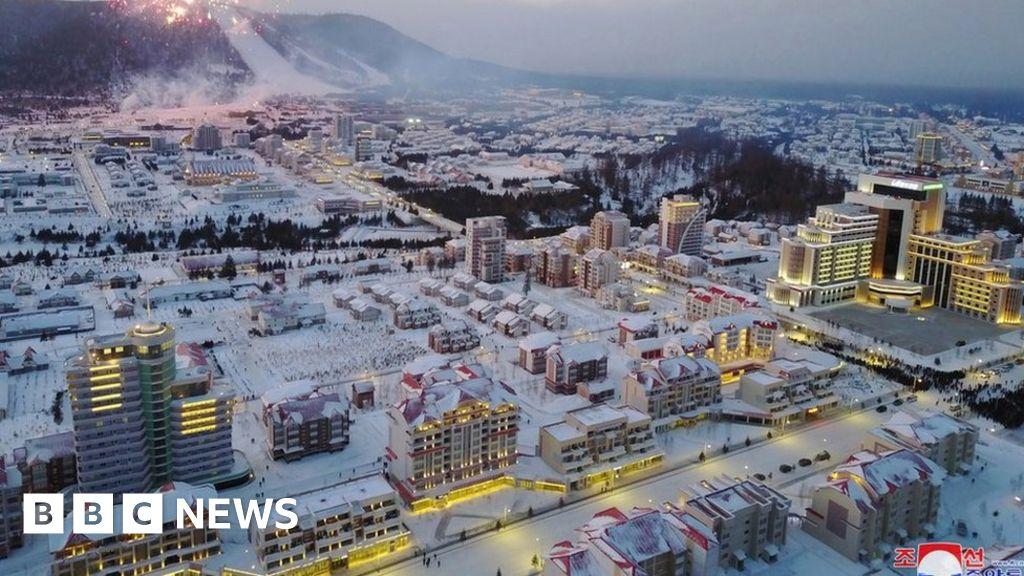 North Korea unveils town hailed as 'epitome of civilisation'