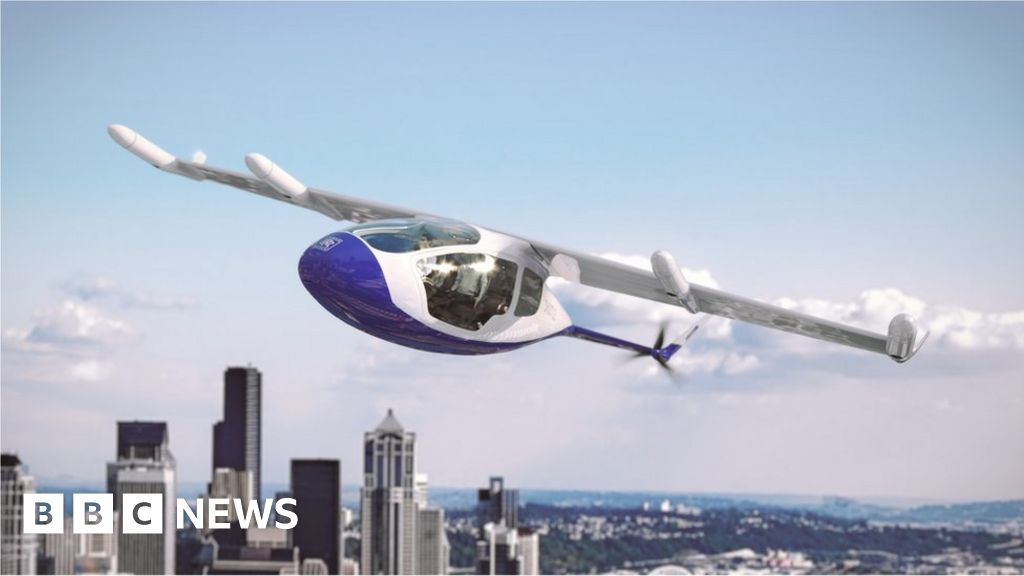 Rolls-Royce develops propulsion system for flying taxi