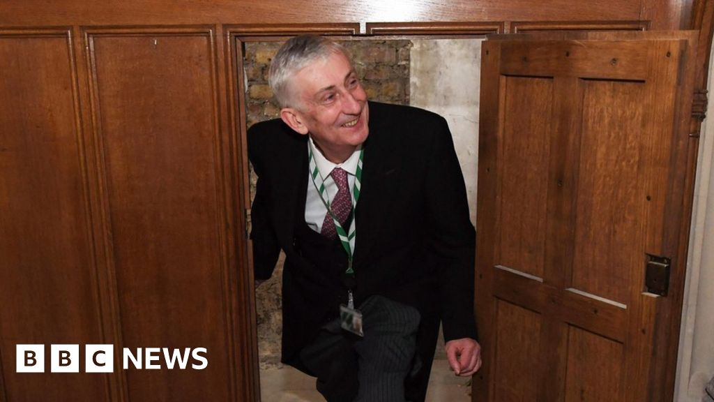 Secret door in the Parliament will lead to a historic treasure trove