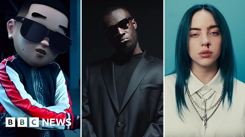 Daddy Yankee, Stormzy and Billie Eilish are YouTube s most-watched of 2019