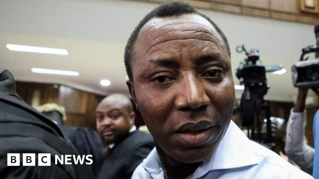 Omoyele Sowore: Anger over detention of Nigerian journalist