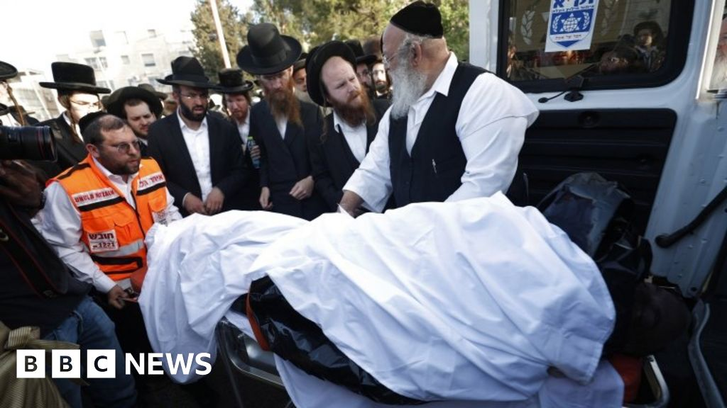 Israel crush: Israel mourns as festival crush victims identified