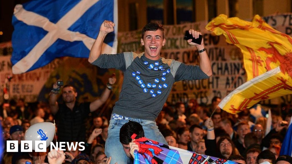Scotland independence: How has an influence on the indyref 16-year-old voters?