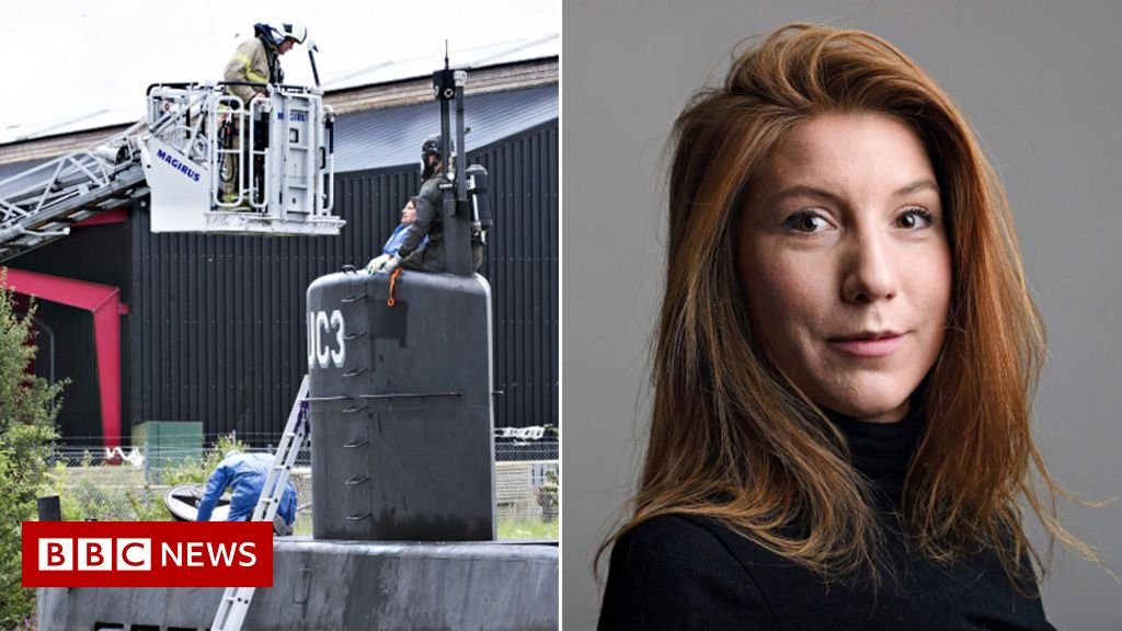 Inventor charged with Kim Wall's murder