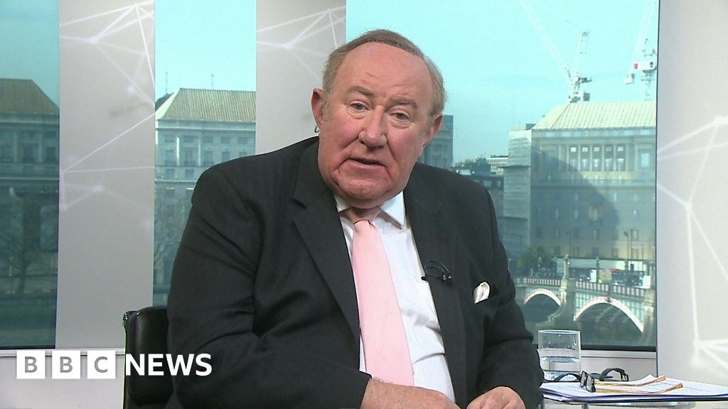 Andrew Neil tells Johnson 'it's not too late'