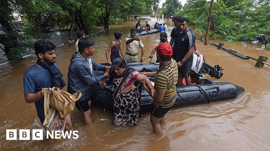 More than 140 dead in India floods