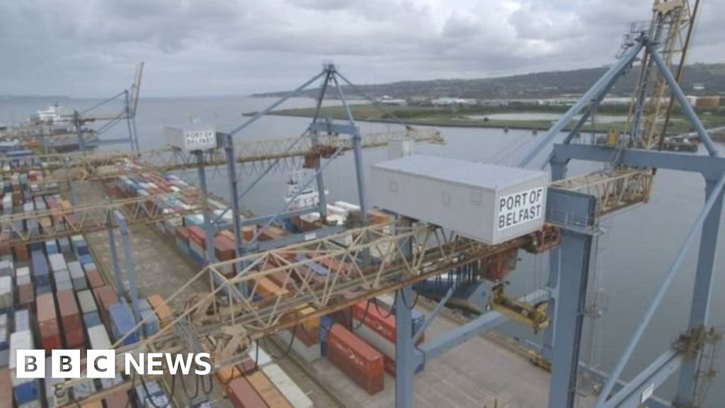 Brexit: Stormont given £31m to prepare for no deal