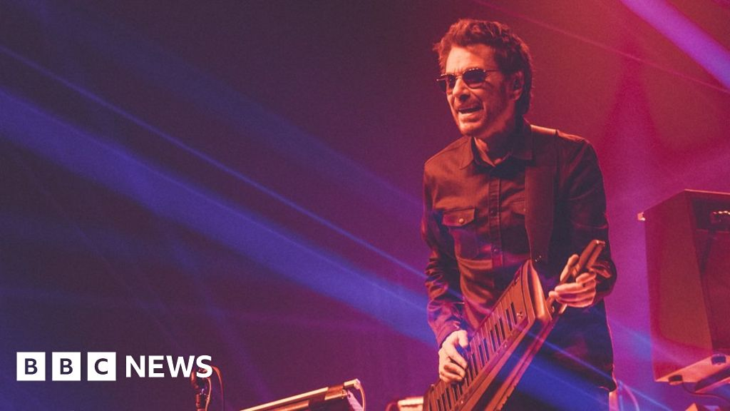 Jean-Michel Jarre launches 'infinite album'