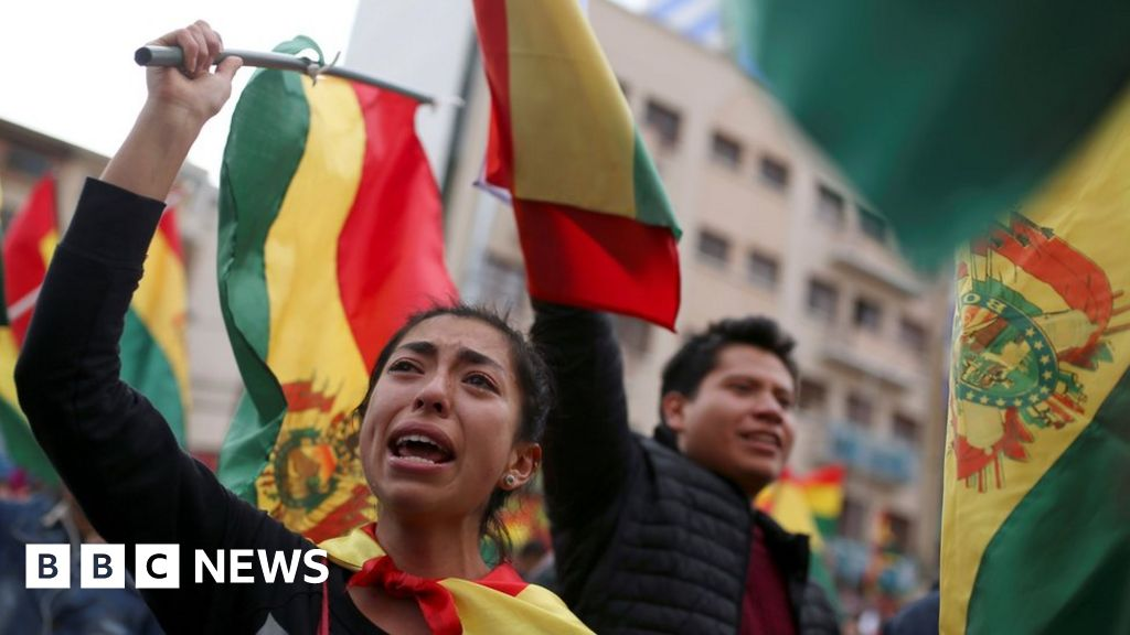 Bolivian president Morales resigns after protests