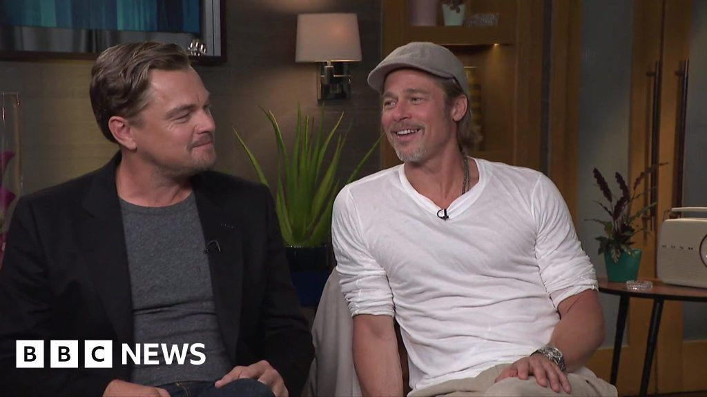 Once Upon A Time In Hollywood: When Leonardo DiCaprio got fired and Brad Pitt almost did