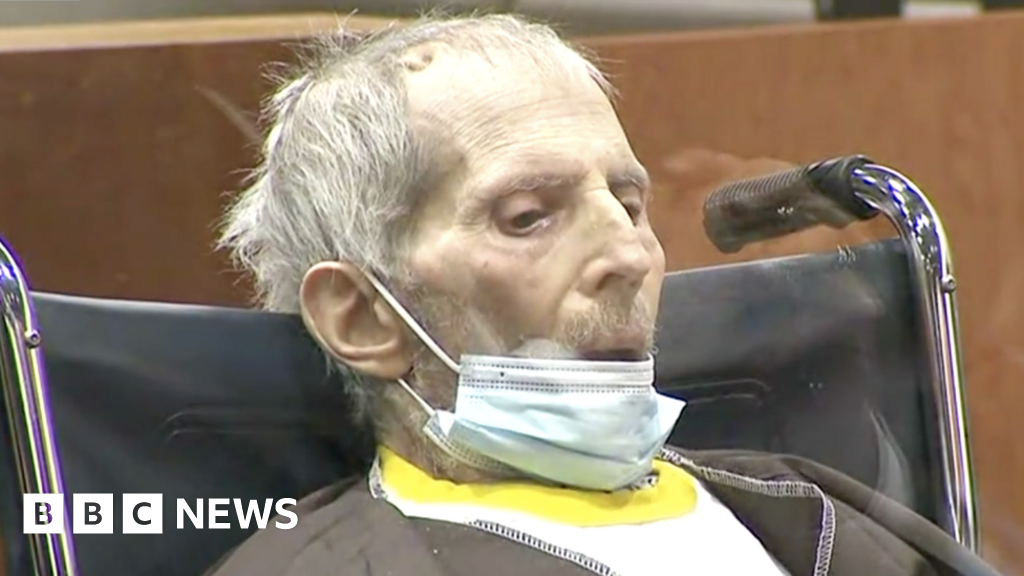 Robert Durst: US millionaire hospitalised with Covid after life sentence