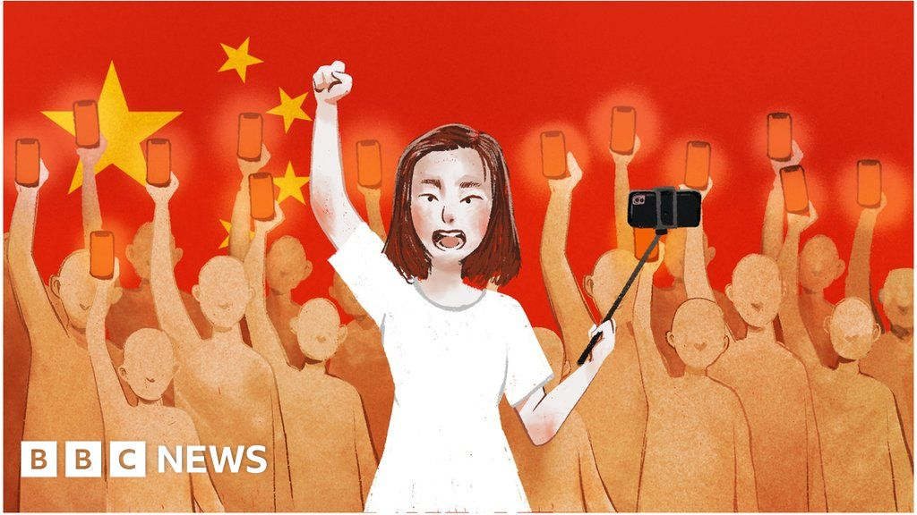 China: The patriotic  ziganwu  bloggers who attack the West