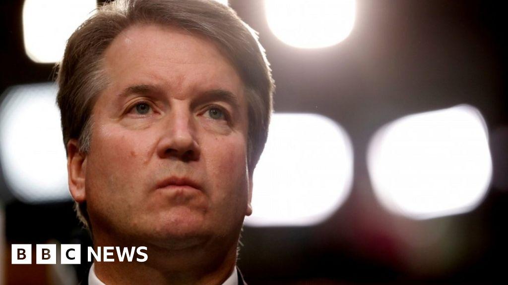 New allegation against Trump court pick