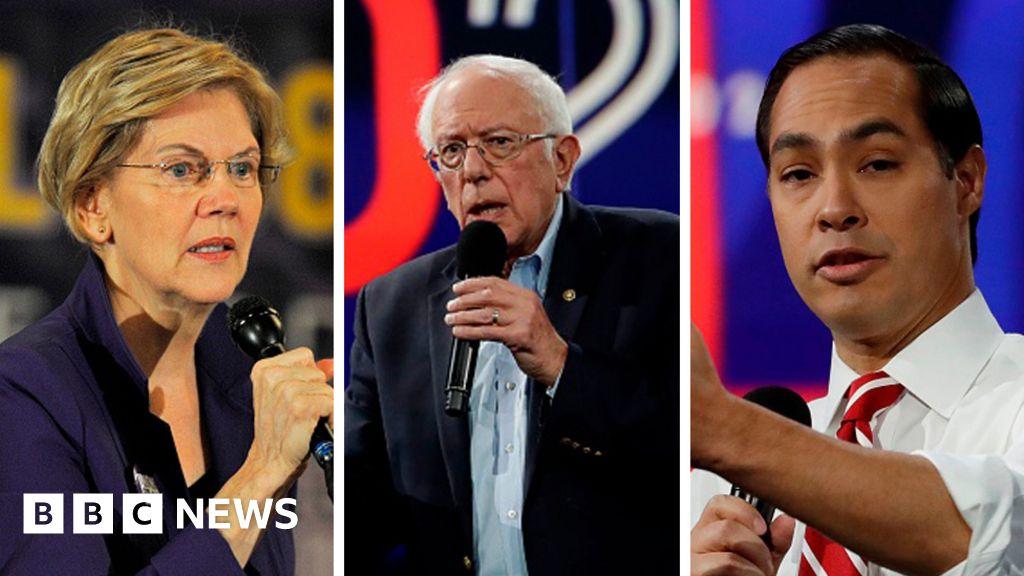 US election 2020: Democrats respond to Obama's warning