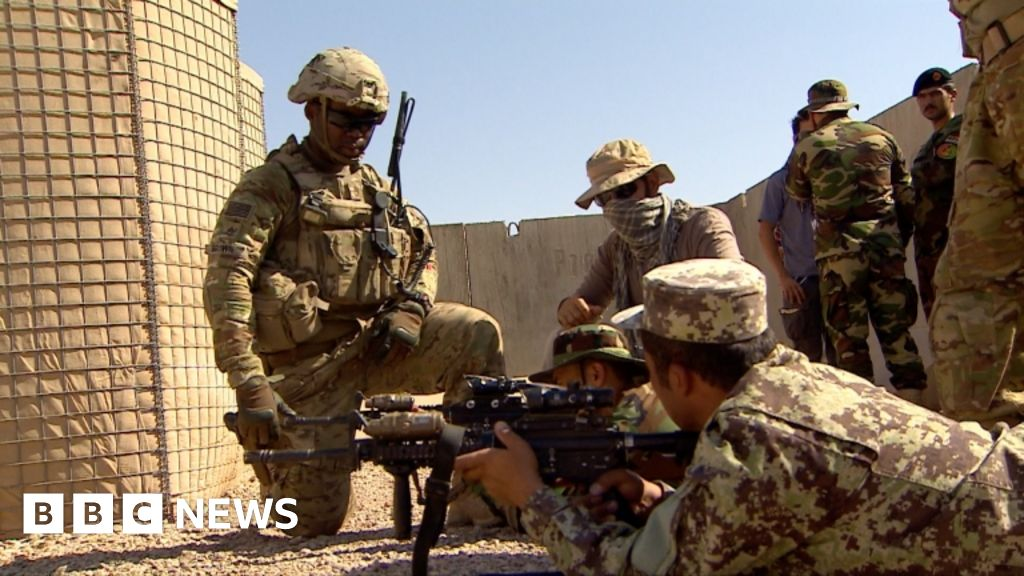 US troops 'will leave Afghanistan on September 11'
